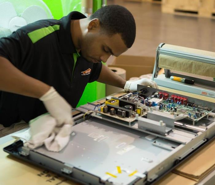 SERVPRO of Joliet - Electronics Restoration