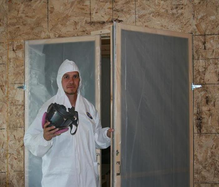 SERVPRO of Joliet - Mold Mitigation